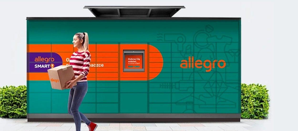 allegro smart parcel machine