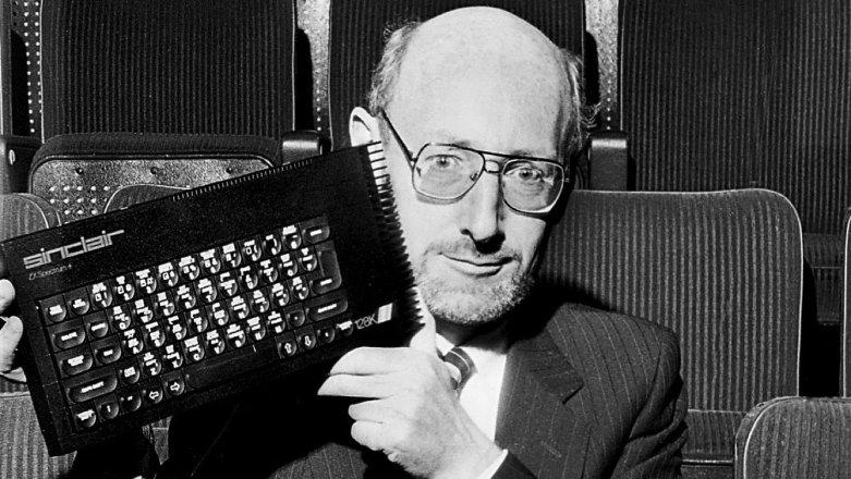 Zmarł sir Clive Sinclair, twórca legendarnego ZX Spectrum