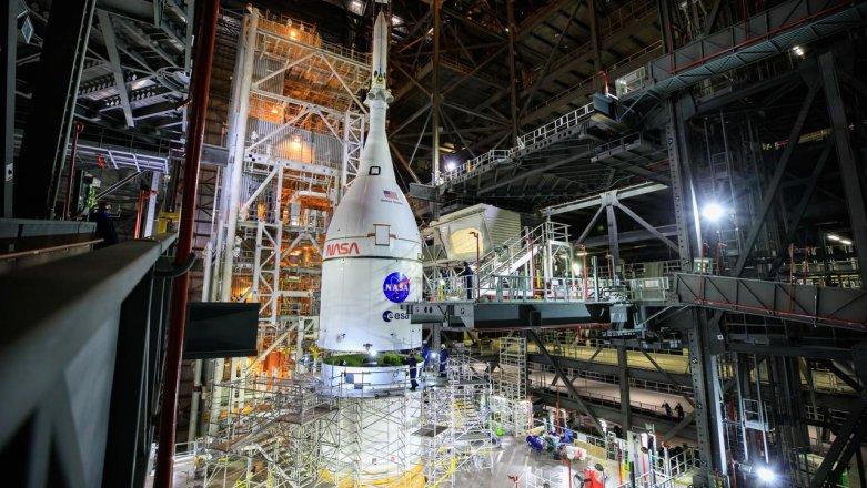 Artemis I poleci w lutym 2022 roku, NASA podała datę lotu na Księżyc