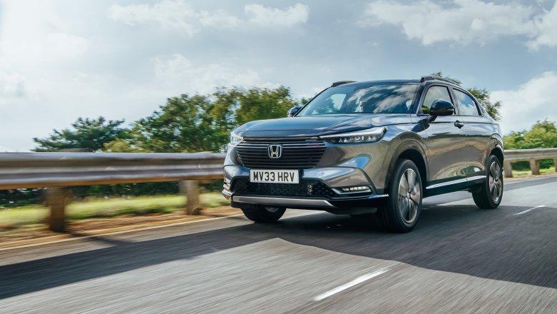 Honda H-RV e:HEV – oszczędny napęd hybrydowy i komfortowy charakter. Jazda próbna